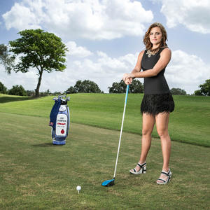 Lexi Thompson Is Making Golf a Girl's Game