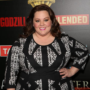Melissa McCarthy to Design Plus-Size Fashion Line
