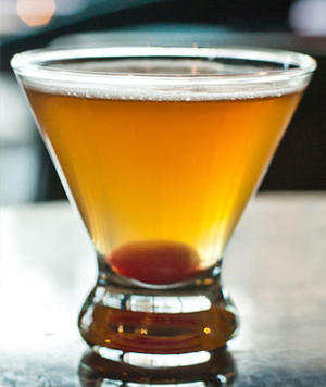 Low-Cal <em>Mad Men</em> Manhattan