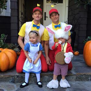 Celeb Halloween Costumes We Love