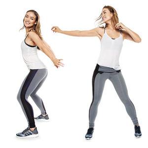 Olivia Wilde's Dance Workout Playlist