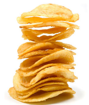 Why You Really Crave Potato Chips
