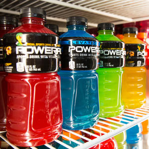 Powerade Removes Flame Retardant Chemical