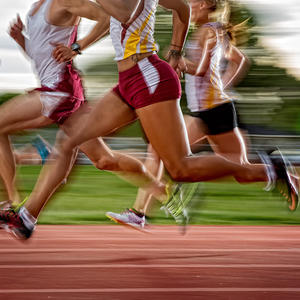 The Faster You Run, the Better It Is for Your Knees