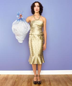 11b980b9f1588 Cyber Monday! 65% Off Cosette Bianca Peplum Dress
