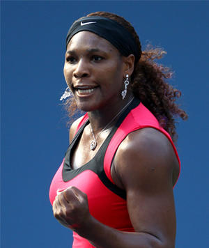 a854482cf29 Serena Williams on Top of Her Game in U.S. Open