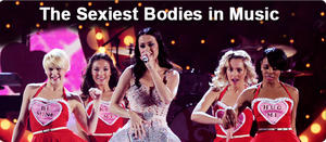 The Sexiest Bodies in Music