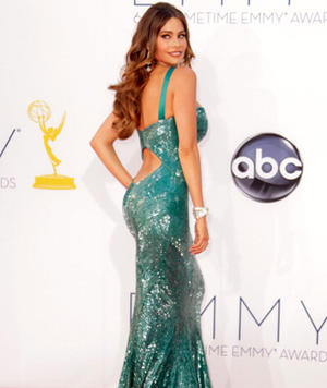 The Best-Dressed Actresses of the 2012 Emmy Awards