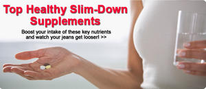 Top Slim-Down Vitamin Supplements for Women