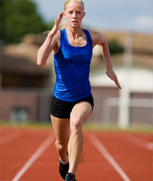 Olympic-Inspired Track Workout Ideas