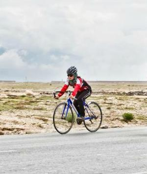 Giving Afghan Women the Power to Bike