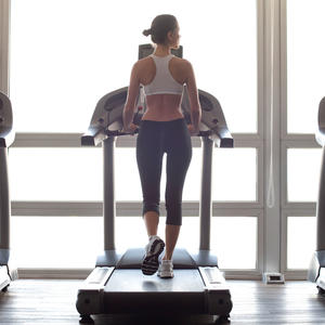 New High-Tech Treadmill Matches Your Pace