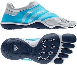 Adidas Goes Barefoot with the Adipure Trainer