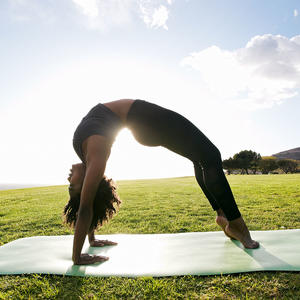 yoga poses | Shape Magazine