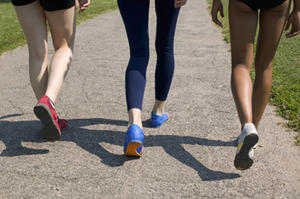 Join the Power Walk for Dress for Success on May 12