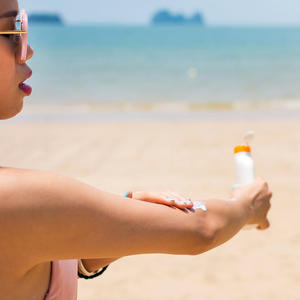 You're Probably Forgetting This Body Part When You Apply Sunscreen