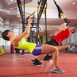 trx workout  shape magazine