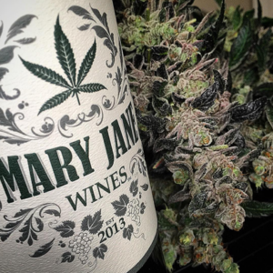 Weed-Infused Wine Just Hit Shelves, but It's Going to Be Near Impossible to Find