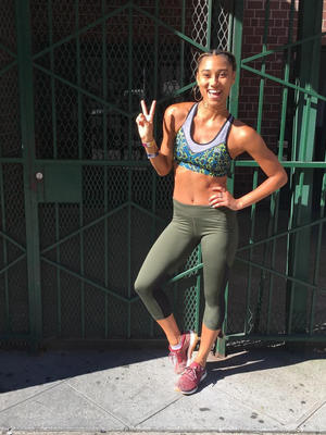 Ally Miss Love Shares What She Learned From Running 50 Miles