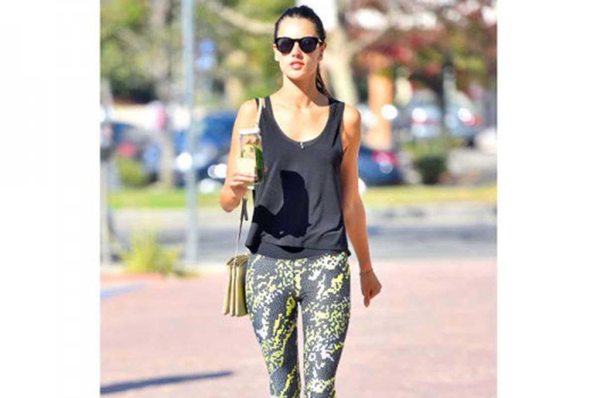 ebfb0e2cb21686 Celebrity Fitness: What Stars Wear to the Gym | Shape Magazine