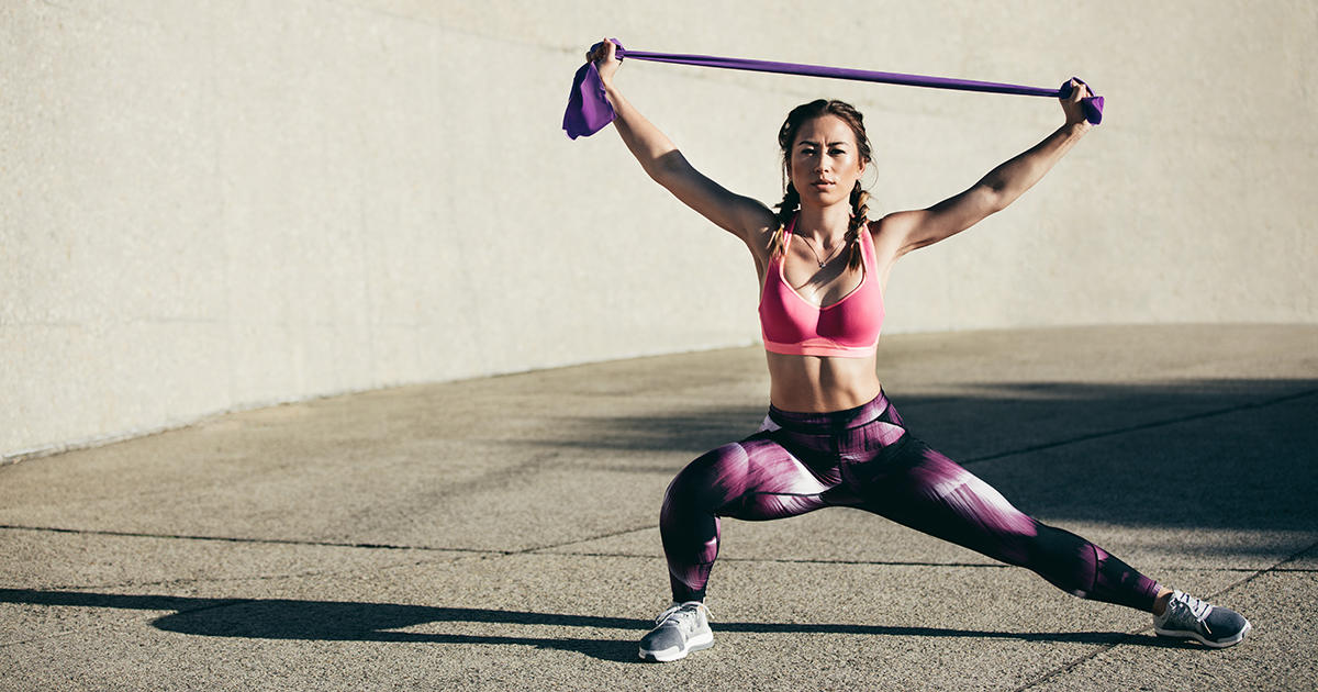 Your Guide to Working Out with Resistance Bands