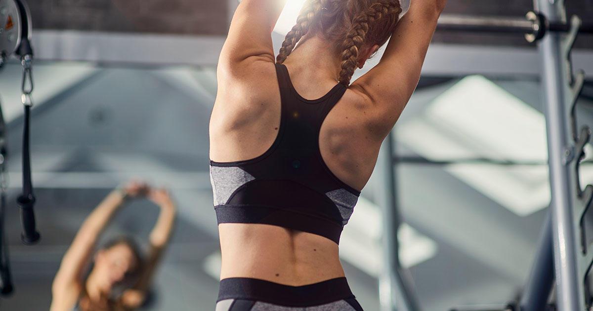 Good Posture Workout with Upper Back and Shoulder Exercises   Shape