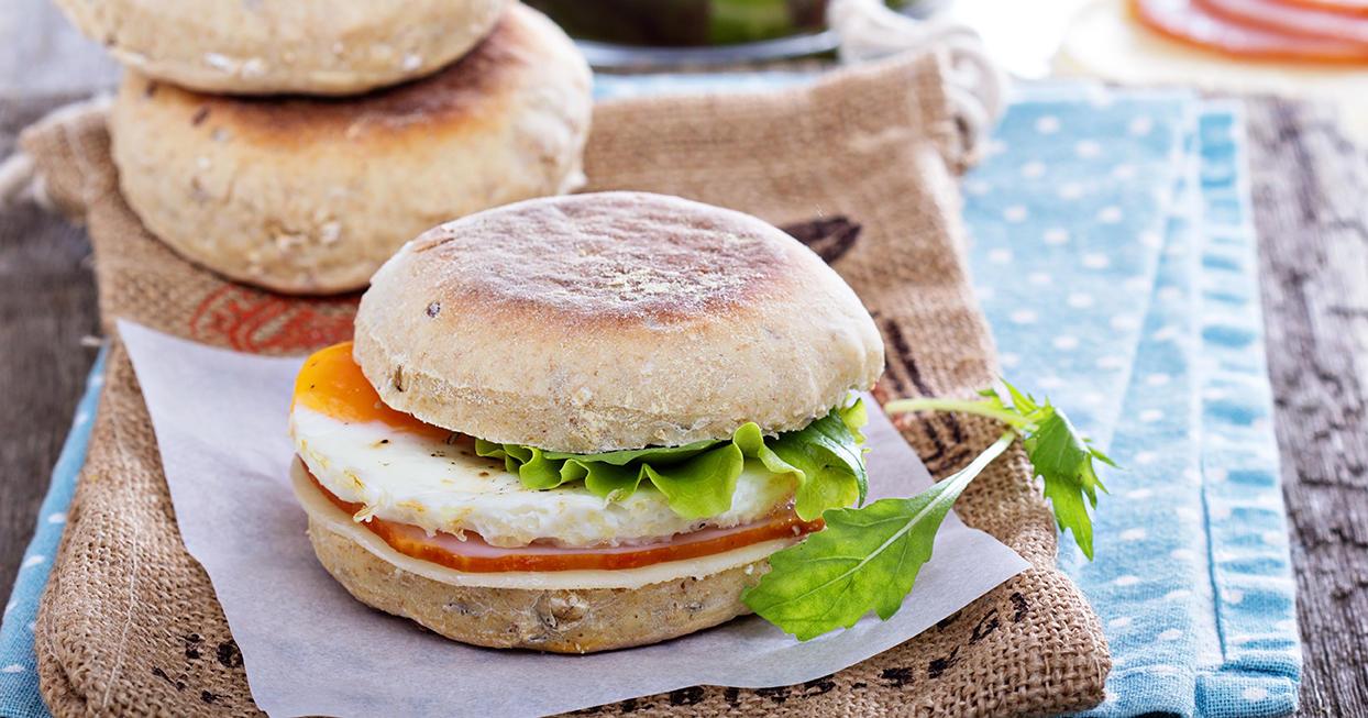 Healthy Breakfast Sandwich Recipes Shape Magazine
