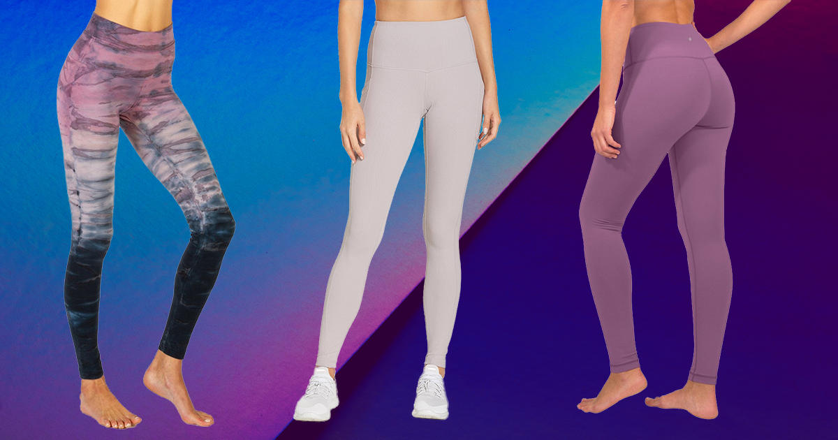 68a507867f The Best Yoga Pants for Your Shape | Shape Magazine