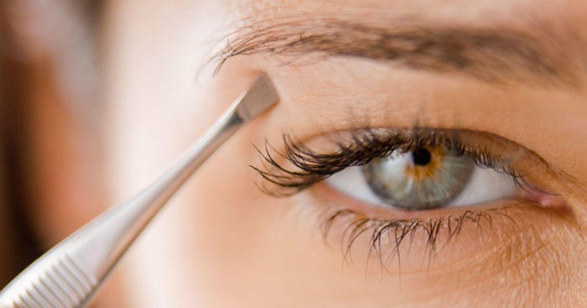 10 Tricks to Pluck Perfect Eyebrows | Shape Magazine