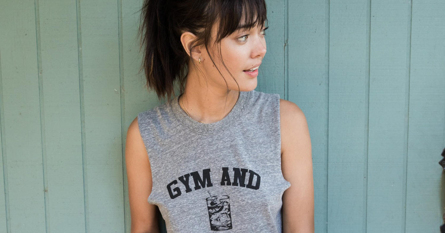 34e3f5aa2 Funny Graphic Tees That Sum Up How We Feel About Fitness | Shape Magazine