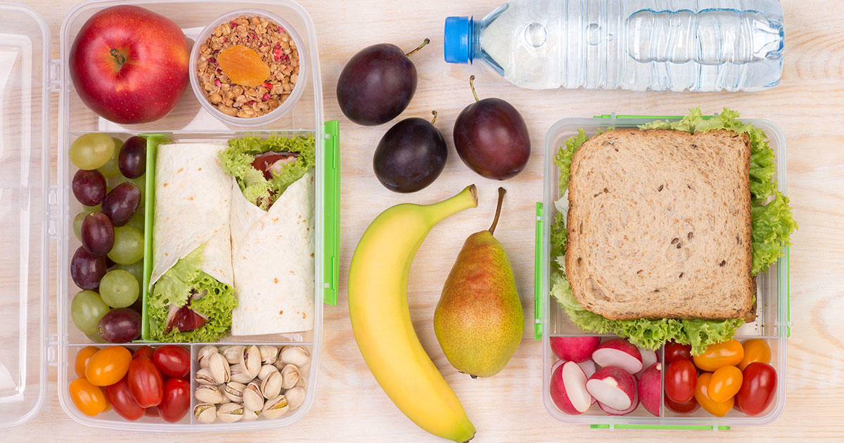 Healthy lunch ideas to pack for work shape magazine forumfinder Choice Image
