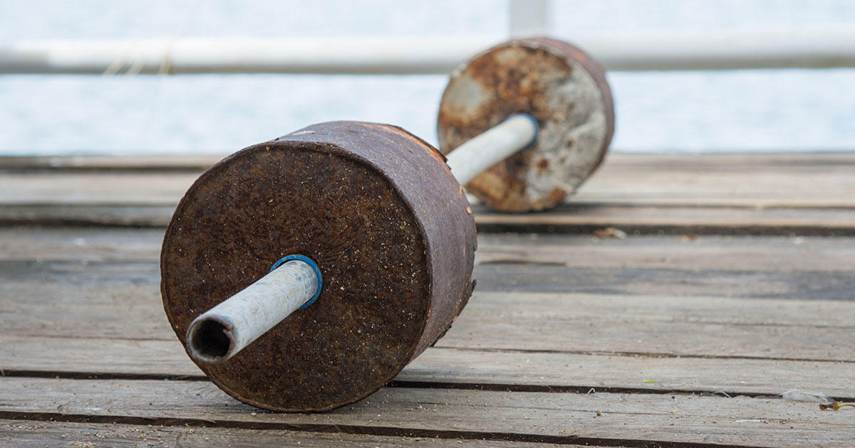 Homemade weights that will enhance your workout on a budgethomegymer.com