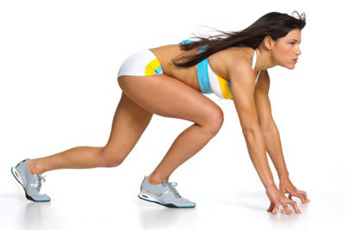 How to build lean leg muscle female