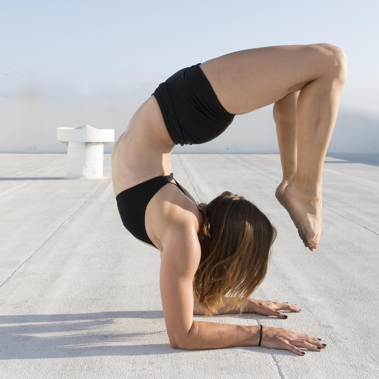 Stellungen Yoga