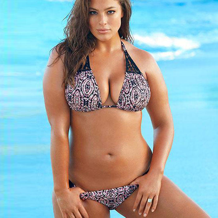 Ashley Graham Named a Sports Illustrated Swimsuit Rookie ...