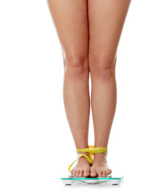 3 Reasons Women Get Cankles: Ankle
