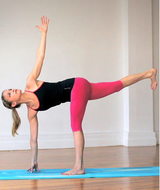 yoga poses that burn fat and calories  shape magazine