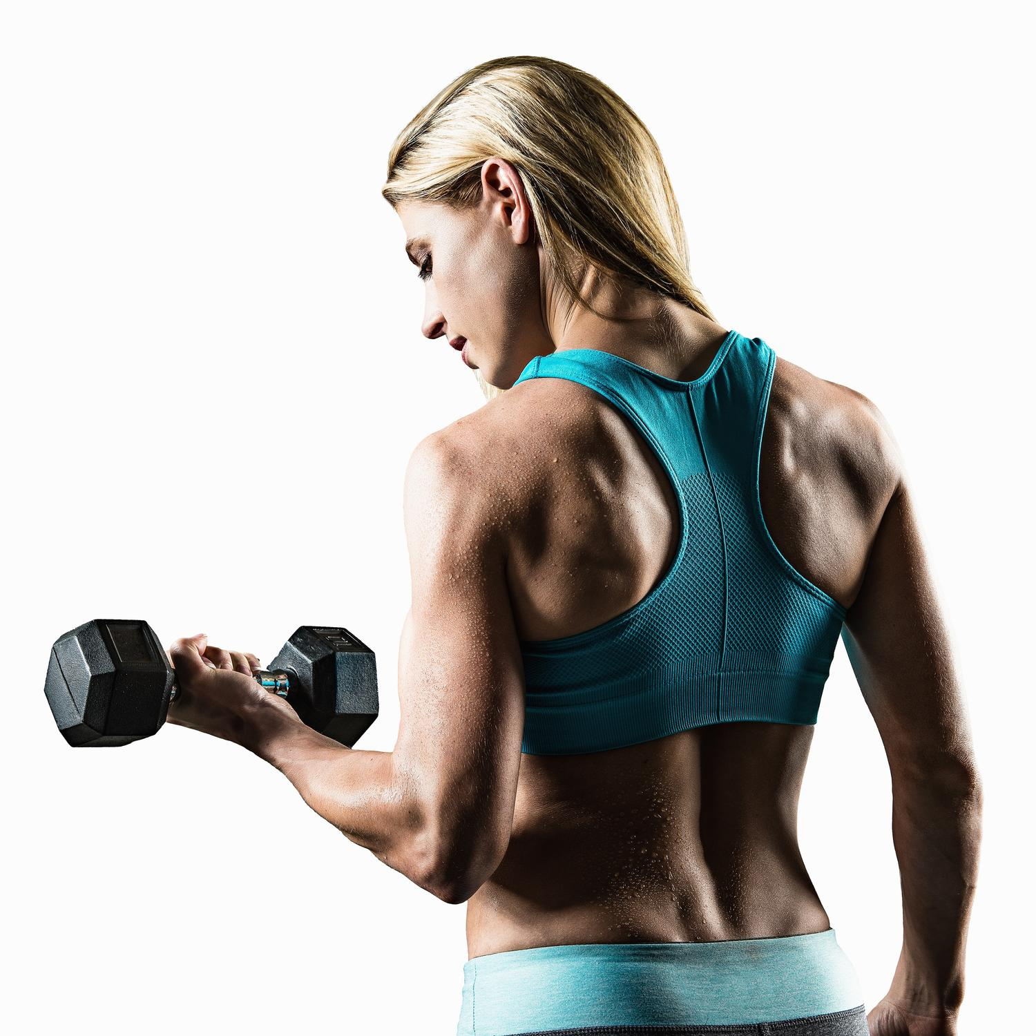 Upper Body Workout: 5 Exercises for Strong, Sexy Shoulders ...