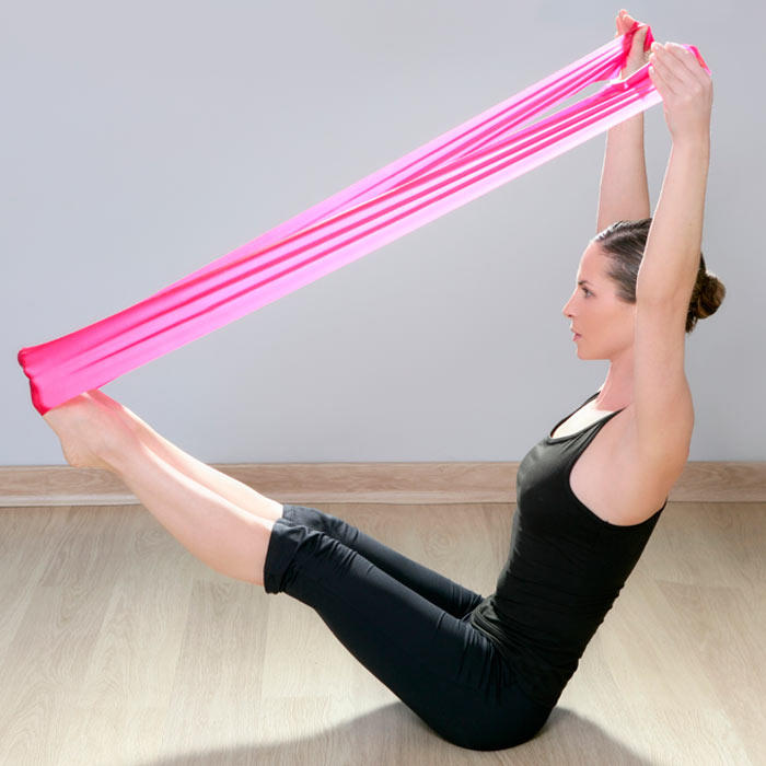 Total-Body Toning Band Workout You Can Do Anywhere | Shape ...