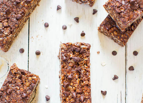 Homemade and Healthy Granola Bars for Better On-the-Go Snacking