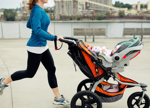 6 Best Jogging Strollers for Moms Who Love to Run