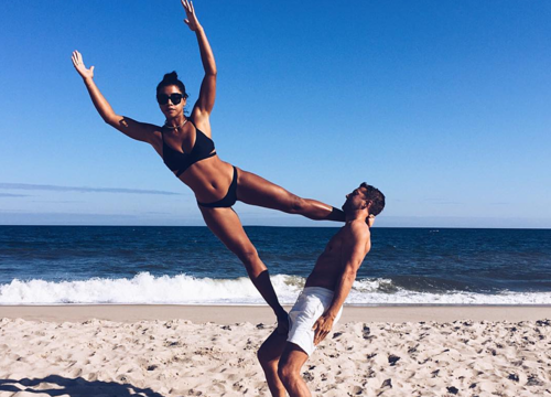11 Fit Celeb Couples Who Make Working Out Together a Priority