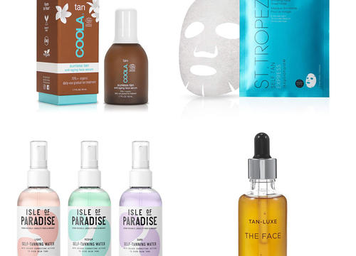 The Best New and Innovative Self-Tanners for Summer