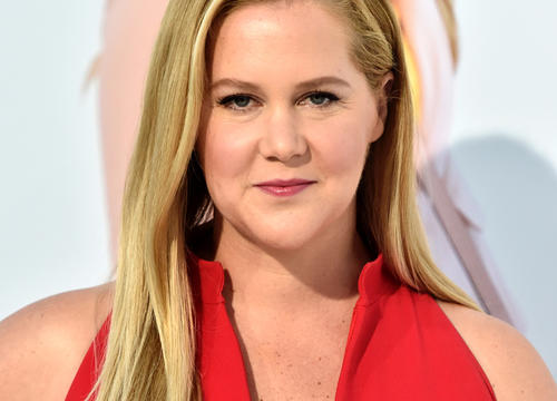 """Amy Schumer Jokes She's """"Sorry"""" for Sharing Photos of Herself Wearing Hospital Underwear"""