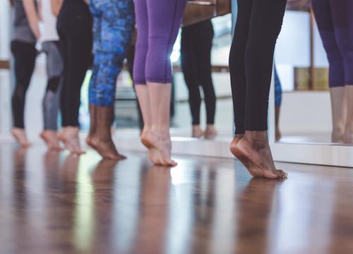 The Beginner's Guide to Barre Class