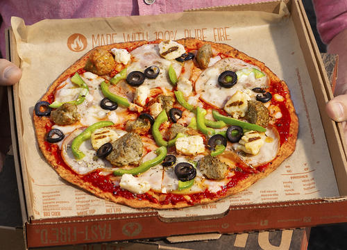 Blaze Pizza Now Has a Keto Crust for Pizza Lovers On a Low-Carb Diet