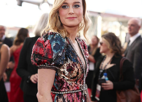 Brie Larson's Insane Grip Strength Is All the Workout Inspiration You Need