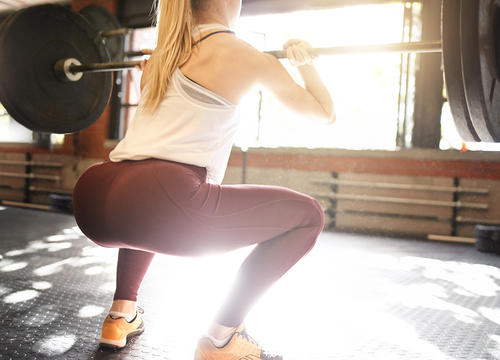 Why Your Butt Looks the Same No Matter How Many Squats You Do