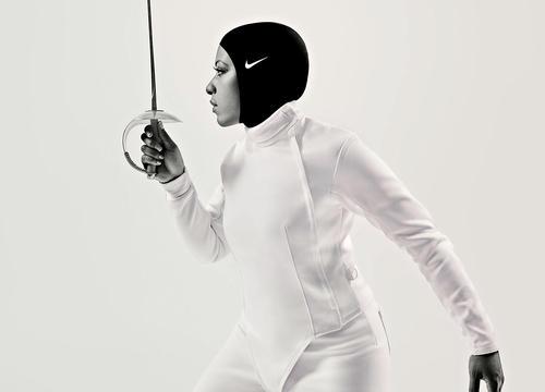 How U.S. Olympic Fencer Ibtihaj Muhammad Is Inspiring the Next Generation of Female Athletes
