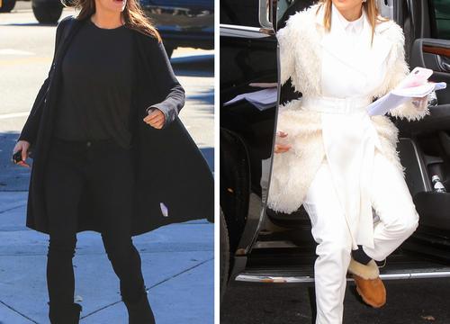 Jennifer Garner, Jennifer Lopez, and More Celebs Love This Super Comfy Shoe Brand That's Perfect for Winter